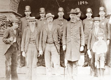 1894 Winston Police Force