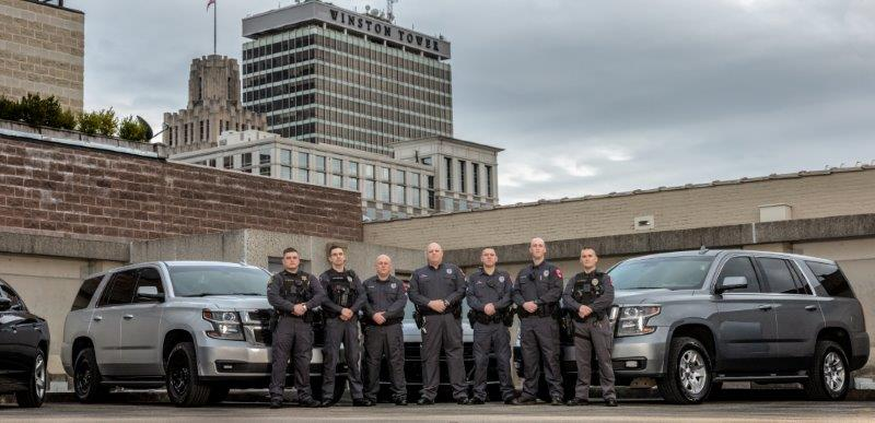 Driving While Impaired Task Force Group Photo